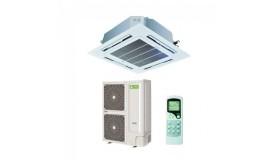 Aparat de aer conditionat tip caseta ON/OFF Chigo CCA-48HR1 + COU-48HSR1 48000 BTU
