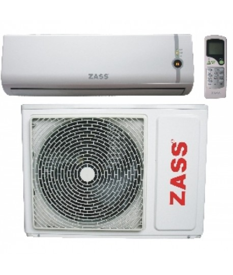 Zass 9.000 BTU inverter