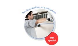Mentenanta/curatare aer conditionat 9000 - 12000 BTU